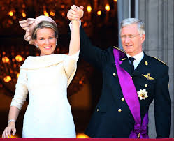 King Philippe & Queen Mathilde